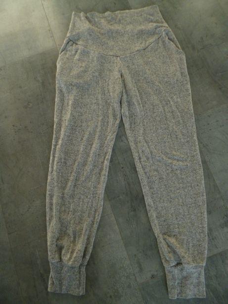 Spodnie dresowe, ciążowe Joggersy H&M rozm.- M -