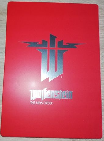 Wolfenstein The New Order - SteelBook - PS3 PS4 Xbox One 360 - UNIKAT
