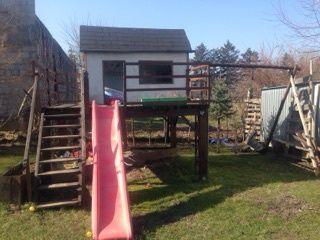 Domek ogrodowy w cenie materiału