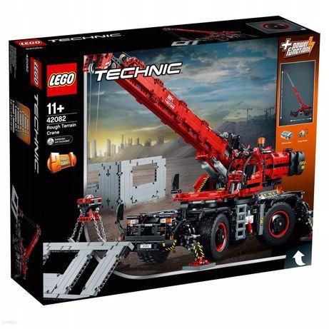LEGO Technic Dźwig 42082 duży