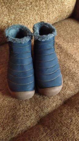 Зимние термо ботиночки 39р унисекс