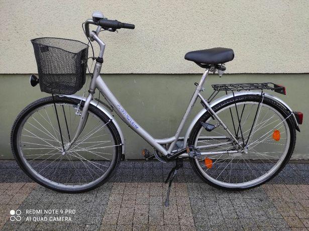 "Rower miejski damski""damka""28cali Kreidler"