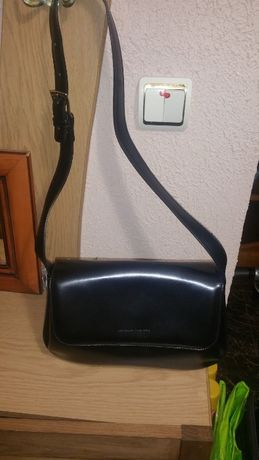 нова італійська сумка шкіра