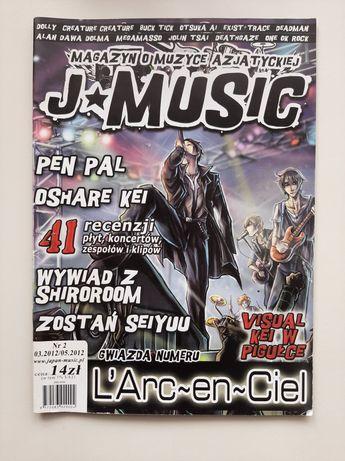 Magazyn J MUSIC nr 2