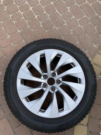 """Oryginalne Audi Felgi+opony zimowe 18"""""""