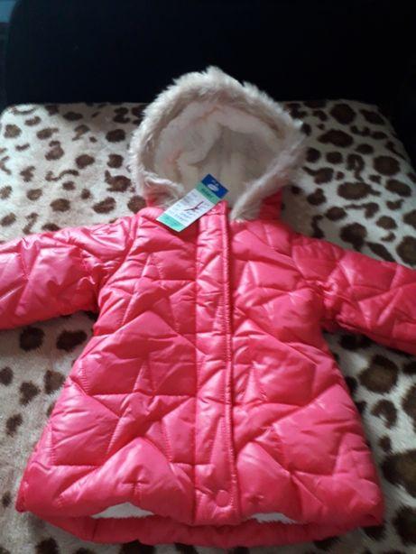 Курточка 80 см PEPCO
