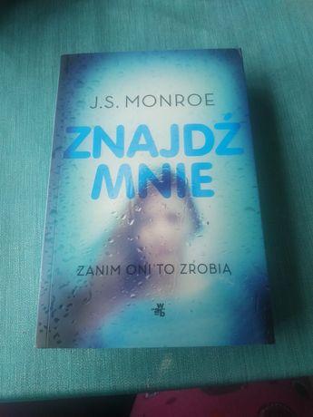 """""""Znajdź mnie"""" J.S.Monroe"""
