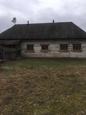 Продам деревянный дом, с. Загребля, Житомирская обл.