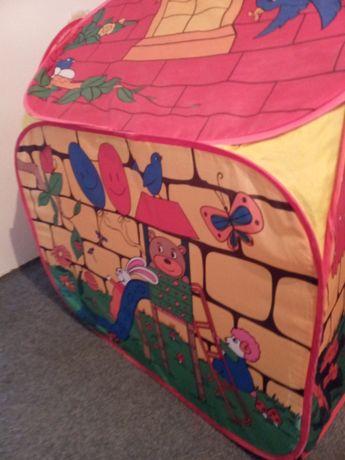Детский домик раскладной