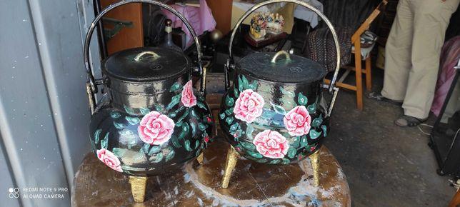 Potes decorativos estilo antigo