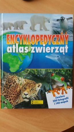 Encyklopedyczny atlas zwierząt
