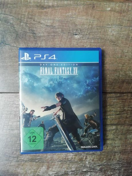 Gra Final Fantasy XV PS4