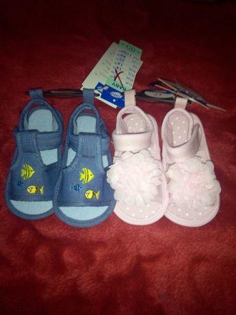 Nowe sandalki 21