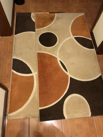 Conjunto de tapetes