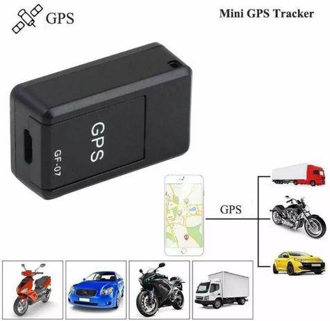 mini localizador GF-07 gps tracker animais carros ou motos
