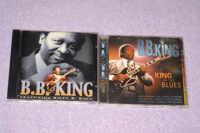 B.B. KING: KING OF THE BLUES + Featuring Riley