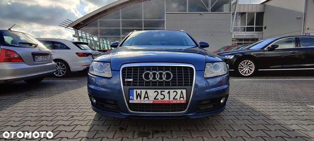 Audi A6 Audi a6 polski salon