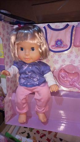Говорящая кукла «Мила» - Время обеда (русский язык)