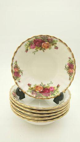 6x Miseczka Royal Albert Old Country Roses