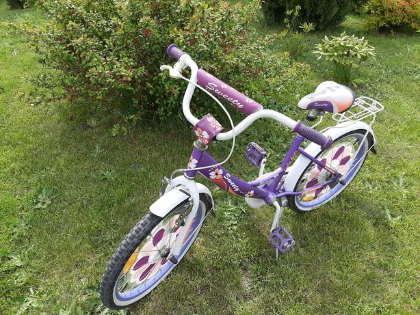 Rower dla dziewczynki koła 20