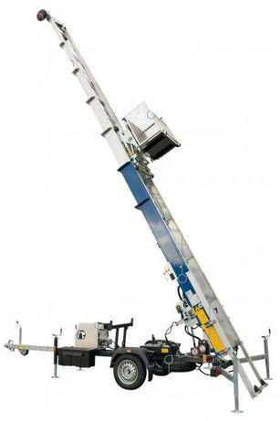 подъёмник, строительный лифт