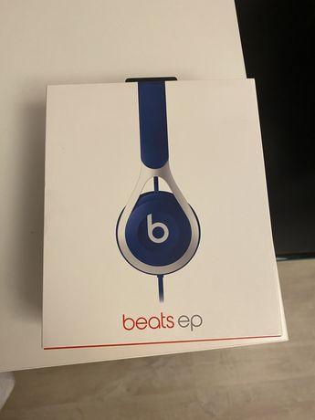 BEATS EP niebieskie