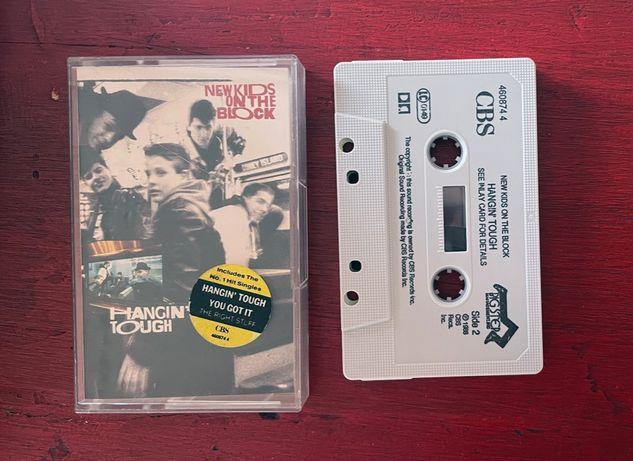 New Kids on the Block - Hangin´ Touch - MC Album CBS - 1988 -