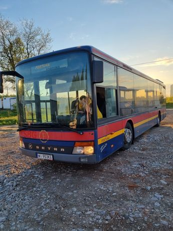 Autobusy automat 2 szt.