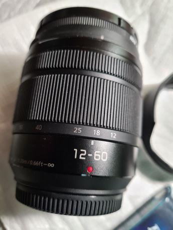 Nowy obiektyw panasonic 12-60mm