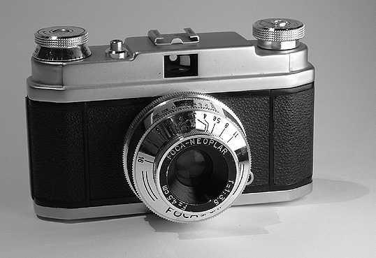 Maquina Fotográfica 35mm