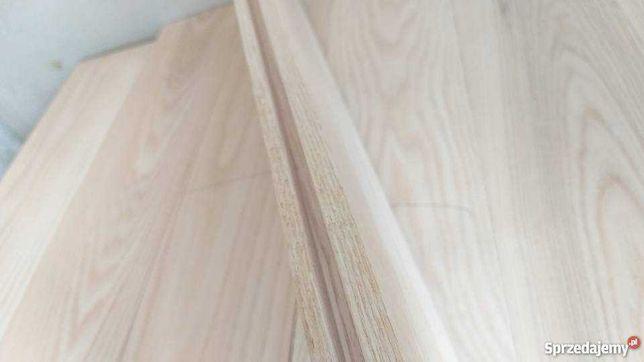 Deska podłogowa Lita Dąb, jesion, klon podłoga drewniana