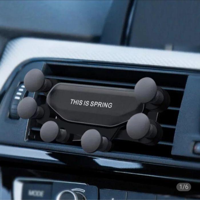 Uniwersalny uchwyt samochodowy do telefonu Nowy Sącz - image 1