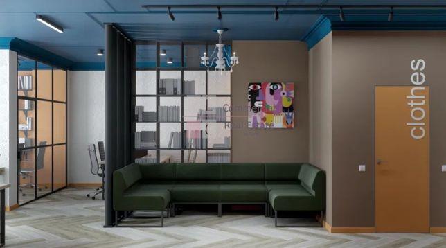Аренда офиса на ул.Жилянская, 82 м.кв., н.ф., 9 этаж