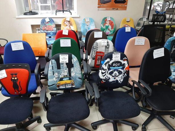 Компьютерное операторское детское кресло