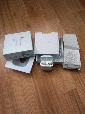Apple Airpods (вторая версия) 1в1