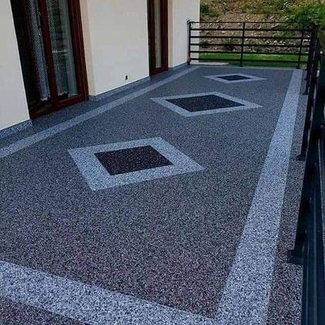 Камінний ковер для сходів, дорожок, площадок, надійно і якісно