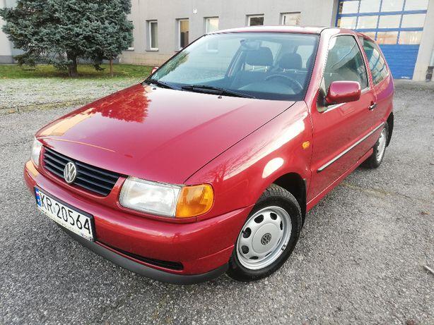 Volkswagen Polo 1.6 -salon PL 15tyś/przebiegu-jak nowe-zobacz !!
