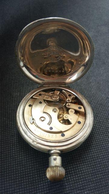 Zegarek kieszonkowy Longines części-naprawa.