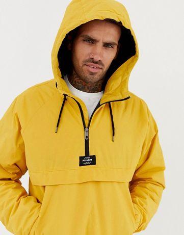 Анорак куртка курточка ветровка Pull & Bear