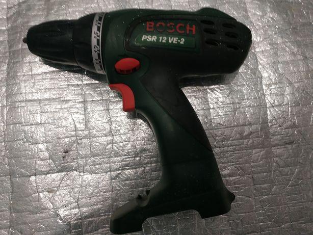 Рабочий шуруповёрт  Bosch PSR12 VE-2