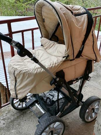 Wózek 2w1 Teutonia Mistral P