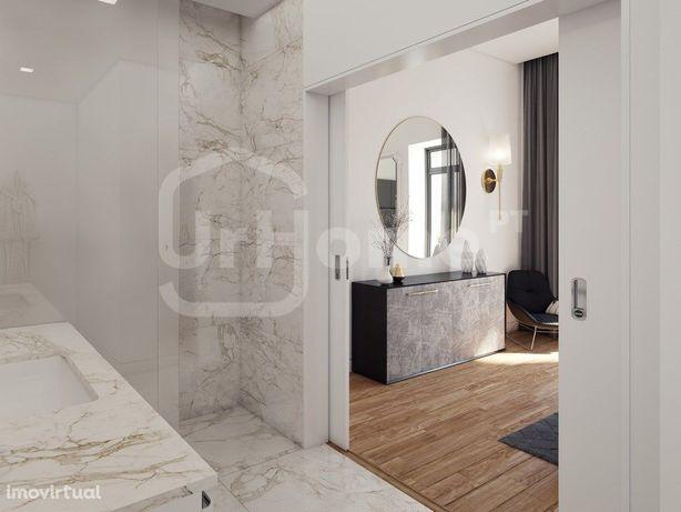 Apartamento de 1 quarto num novo projeto residencial no C...