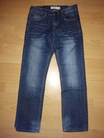 LINDEX jeansy chłopięce 146 cm.