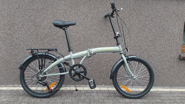 Nowy rower składak koła 20 ( 6- biegowy)