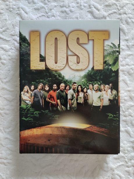 Série LOST temporada 2 (extended experience)
