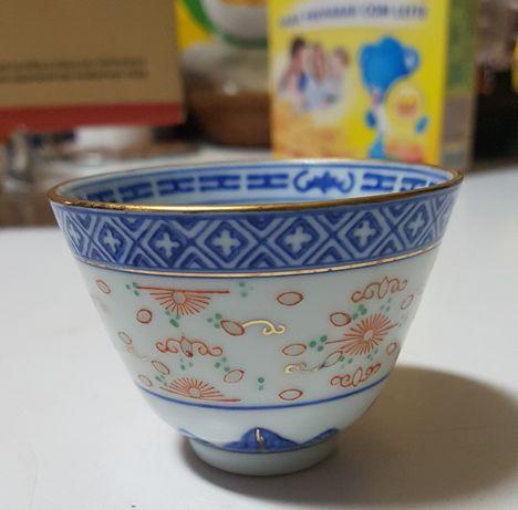 Taça em louça da China