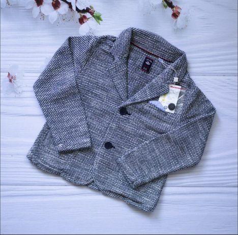 Новый пиджак жакет на мальчика OVS zara next hm