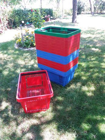 Koszyk sklepowy,  koszyki sklepowe zakupowe - nowe