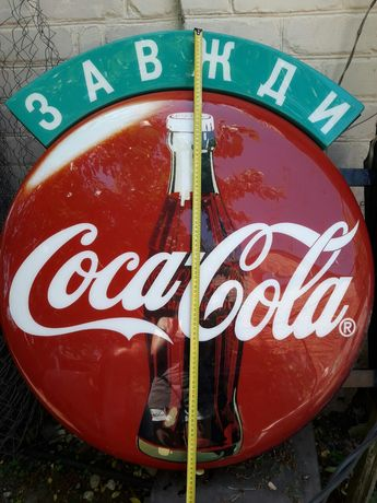 Лайтбокс Coca colla