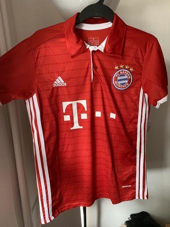 Koszulka piłkarska Adidas Bayern Monachium Vidal 23 Bundesliga S sport